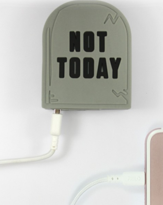 Moji Powerbank 2600 mAh - Not Today