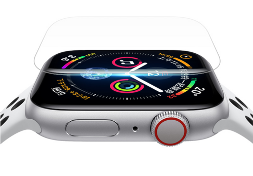 Rock Hydrogel Film for Apple Watch - Clear