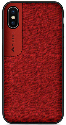 Meleovo Focus I for iPhone X/Xs - Red