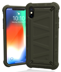 JT Legend Guardian Z Case for iPhone Xs Max - OD Green