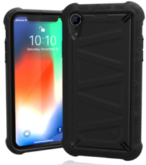 JT Legend Guardian Z Case for iPhone Xr - Black Ops