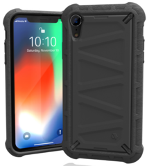 JT Legend Guardian Z Case for iPhone Xr - City Gray