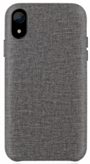 JT Legend Fabric Case for iPhone Xr - Gray