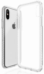 JT Legend Hybrid Cushion Case for iPhone X/Xs - Clear