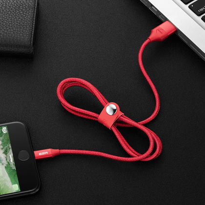 ESR Lightning Cable 1m - Red