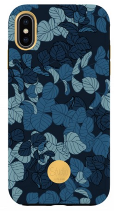 Flavr Flower Case for iPhone Xs Max - Blue