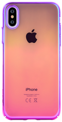 Devia Aurora Case for iPhone Xr - Viola (without packaging)