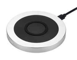 Just Mobile AluBase™ 10W Wireless Charger