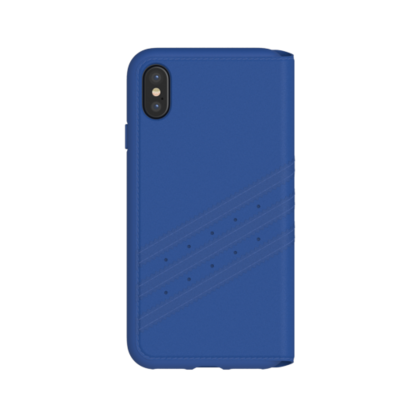 Booklet Case (blue)