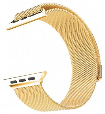 Milanese Edition Band - Gold