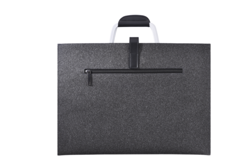 Comma Ellen bag for Macbook Pro 13.3'' - Gray