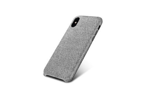 Sdesign Fabric Edition case for iPhone X | Xs - Grey