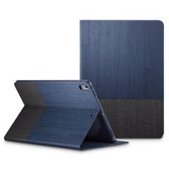 "Sdesign case with Apple pencil holder for NEW iPad 9.7"" 2017/2018 - Blue/Black"
