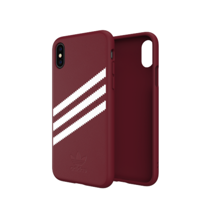 Moulded Case Suede - Red
