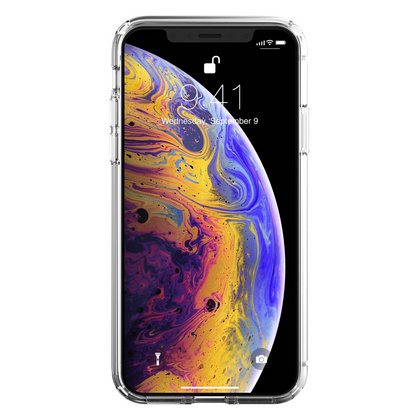 Just Mobile Tenc Air Case for iPhone Xs Max - Clear