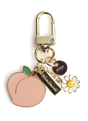 Airpods Keyring - Peach