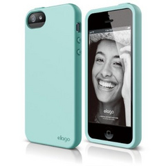 S5 Flex Case - Sea Foam Green