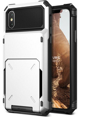 Verus Damda Folder Series case for iPhone X/Xs - White