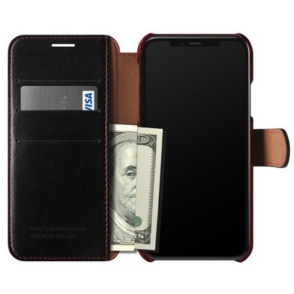 Verus Layered Dandy Series case for iPhone X/Xs - Black