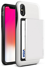 Verus Damda Glide Series case for iPhone X/Xs - White