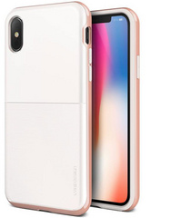 Verus High Pro Shield Series case for iPhone X/Xs - White Rose