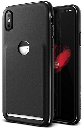 Verus Damda Fit Series case for iPhone X/Xs - Black