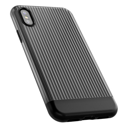 Verus Shine Coat Series case for iPhone X/Xs - Black