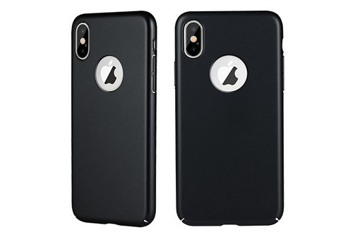 X-Fitted Transparent TPU Case for iPhone X