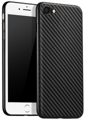 Hoco Ultra thin carbon case for iPhone 7 - Black