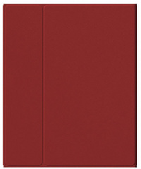 "LabC Slim Fit iPad Pro 12.9"" 2018 case - Red"