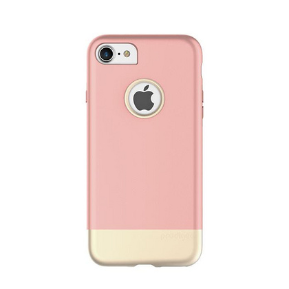 Prodigee Fit case for iPhone 7 - Rose Gold