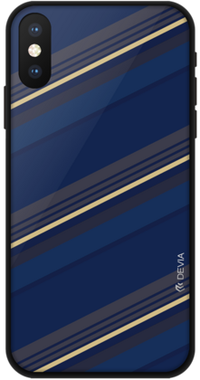Devia Reno Series Case for iPhone X - Blue