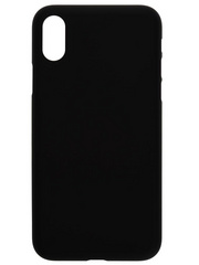 Power Support  Air Jacket Rubber for iPhone Xs - Black