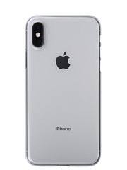 Power Support Air Jacket for iPhone Xs - Clear
