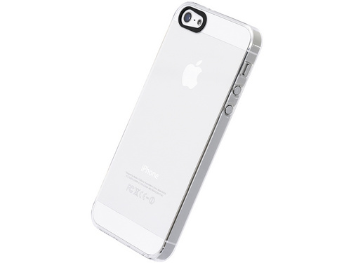 Power Support Air Jacket for iPhone 5/5s/SE - Clear