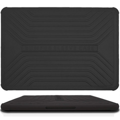 "Gearmax Laptop Sleeve Flexible Lycra Fabric for 13.3"" Macbook Air Pro - Black"
