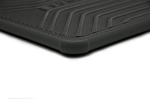 "Gearmax Laptop Sleeve Flexible Lycra Fabric for 11"" Macbook Air - Black"