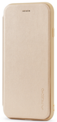 Meleovo Napa Flip Case for iPhone 7/8 - Gold