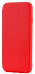 Meleovo Napa Flip Case for iPhone 7/8 - Red