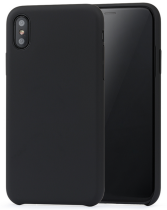Meleovo Pure Gear Case for iPhone X - Black