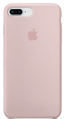 Original Silicone Case for iPhone 7/8 Plus - Pink Sand