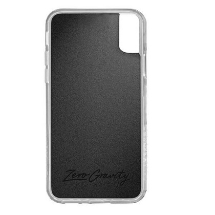ZG Embroidered Case for iPhone Xr - Over it
