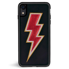 ZG Embroidered Case for iPhone Xr - Bowie