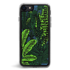 ZG Embroidered Case for iPhone 7/8 - Jungle