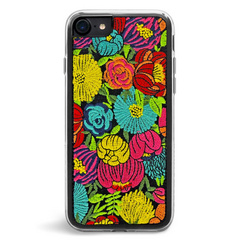 ZG Embroidered Case for iPhone 7/8 - Bright