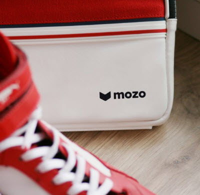 "Mozo sneakers sleeve for 13"" Devices - Red"