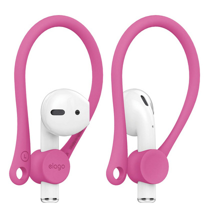 Elago Airpods Earhook - Hot Pink