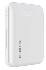 Borofone Mini Power Bank 10.000 mAh - White