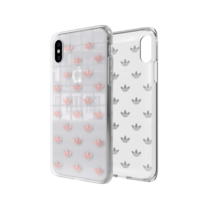Clear Case - Rose Gold
