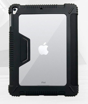 Devia Shockproof Case for iPad 10.2'' - Black